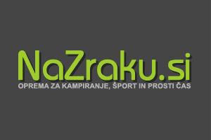 Polmar d.o.o. - NaZraku.si, oprema za kampiranje, šport in prosti čas