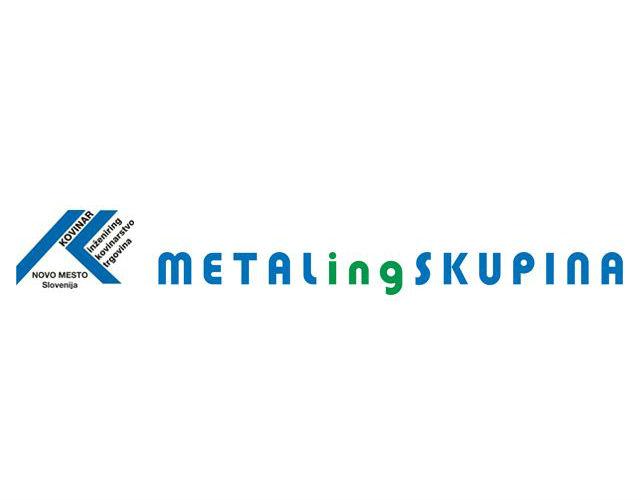 Metal ing Skupina d.o.o., obdelava in dodelava proizvodov in kovin