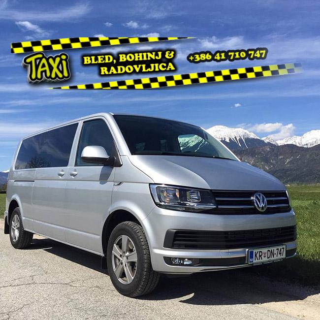 Bled Taxi, Mirja Orel s.p.