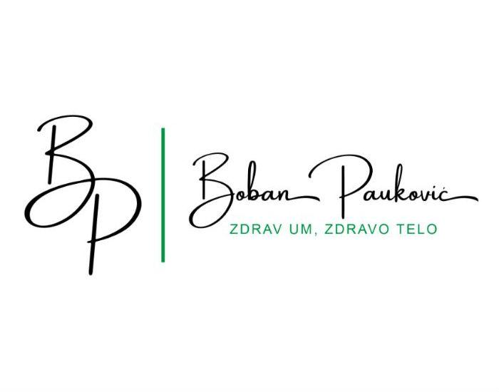 Boban Pauković,  prehranski svetovalec in osebni trener