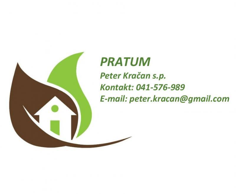 Pratum, urejanje okolice, Peter Kračan s.p.