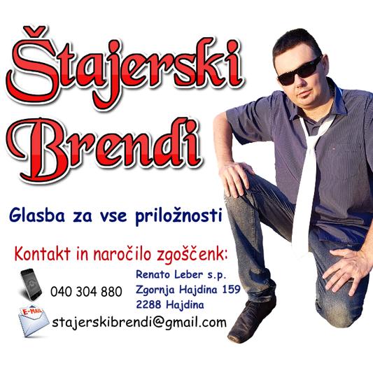 Štajerski Brendi, umetniško uprizarjanje, Renato Leber