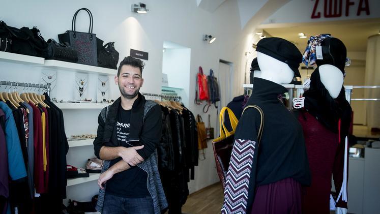 Oblikovanje oblačil, David Bacali