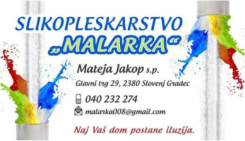 Slikopleskarstvo Malarka