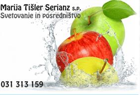 Svetovanje in posredništvo, Marija Tišler Serianz s.p.