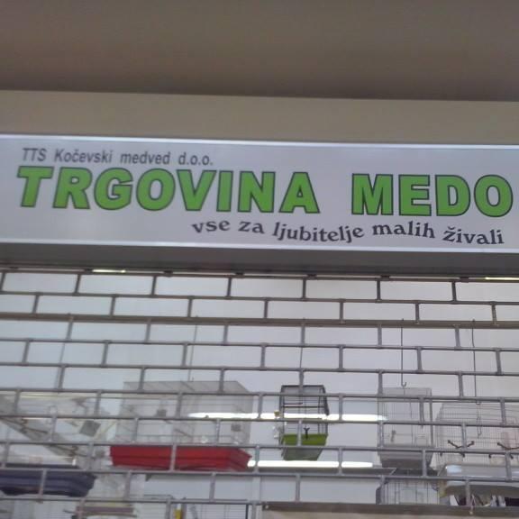Trgovina Medo, TTS Kočevski medved