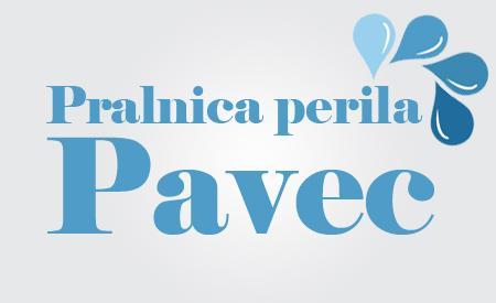Pralnica perila Pavec