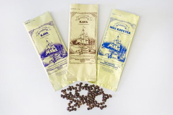 Brezplačna dostava pri naročilu nad 6kg Landlord kave