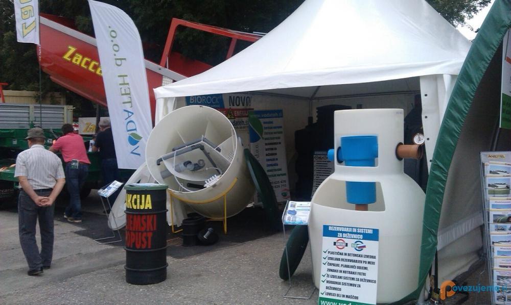 Vodateh d.o.o., biološke čistilne naprave