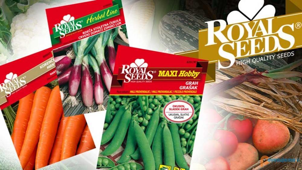 Semina d.o.o., trženje semenskih izdelkov