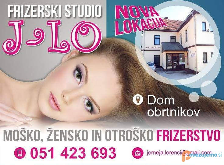 Frizerski studio J-Lo