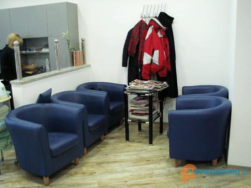 Frizerski studio Kodrček