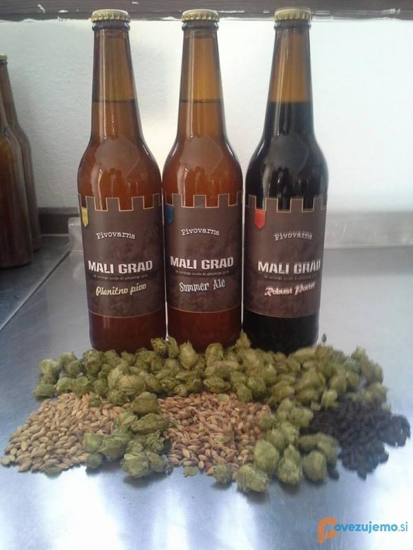 Pivovarna Mali Grad