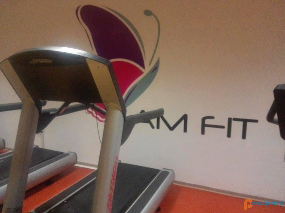 Fitnes center AM Fit
