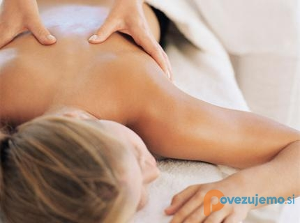 Keter center, terapevtska masaža in Dina masaža