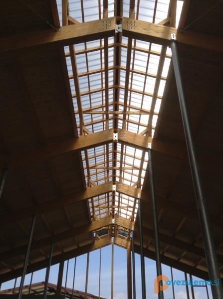 Vopi projekti, stavbno mizarstvo in tesarstvo