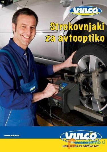 Servis Zaverski Maribor, hitri servis Vulco 2