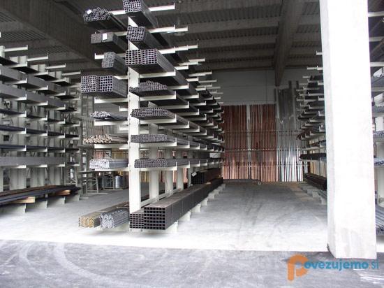 Artex d.o.o., tovarna skladiščne opreme