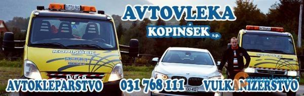Vulkanizerstvo, avtokleparstvo in trgovina Primož Kopinšek s.p.
