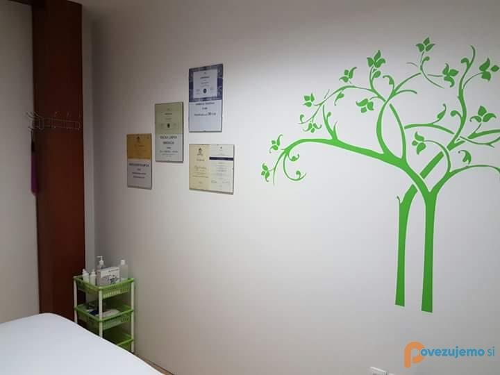 Terapy center, refleksoterapija in druge alternativne oblike zdravljenja