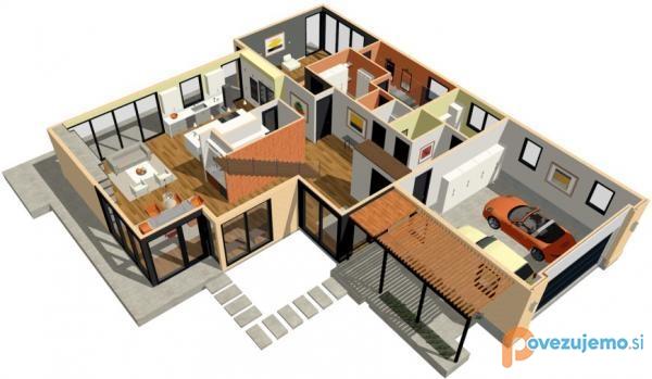 Arhitekturno projektiranje Element, slika 2
