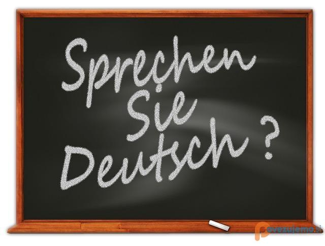 Tečaji in inštrukcije nemščine Tina