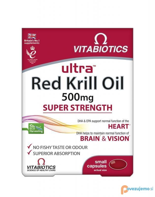 Vitabiotics, prehranska dopolnila