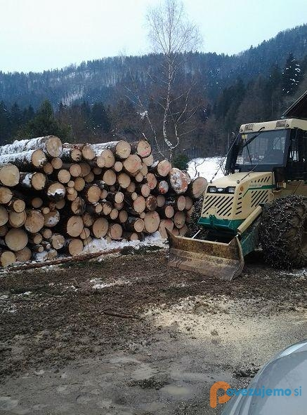 Sečnja in spravilo lesa, Janez Maze s.p.