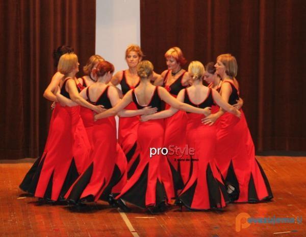 Ples in gibanje proStyle
