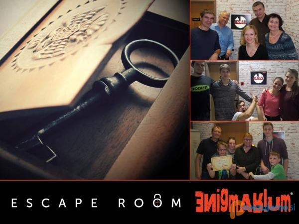 Escape room Enigmarium