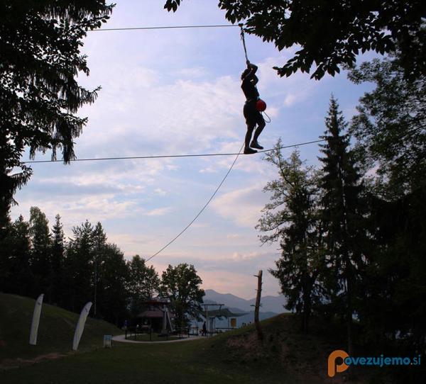 Pustolovski park Bled