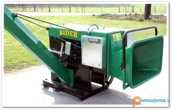 Kmetijski stroji Bider