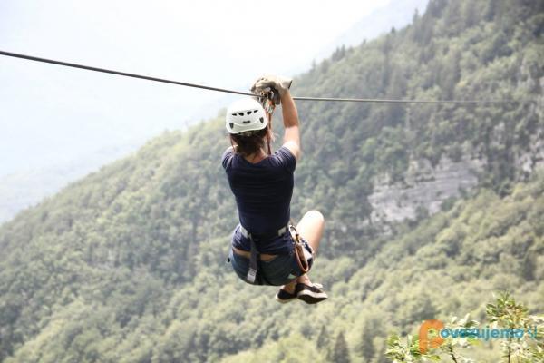 Zip Line Slovenia