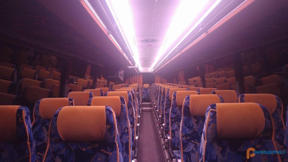 Elektro sistemi, Matej Mrvič s.p. - Osvetljava avtobusa