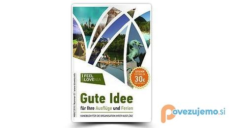 Turistični priročnik Gute Idee: Avstrijski trg