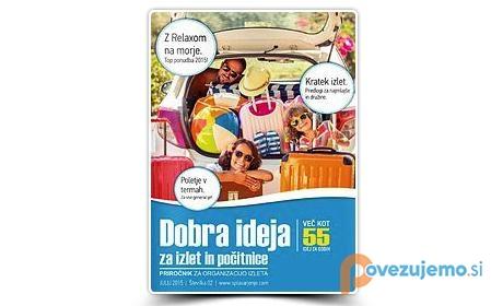 Turistični priročnik Dobr aideja: Slovenski trg - Za individualne goste