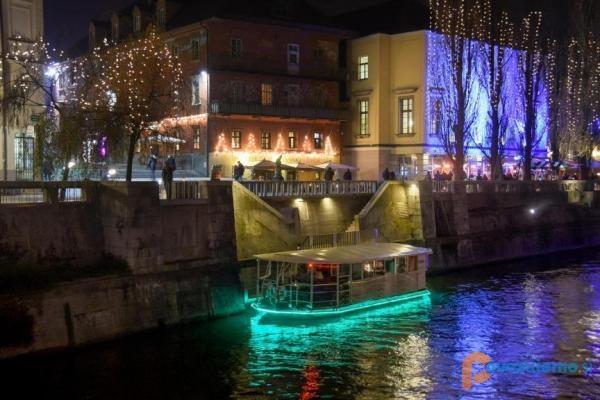 Prevozi z ladjico po Ljubljanici, slika 5