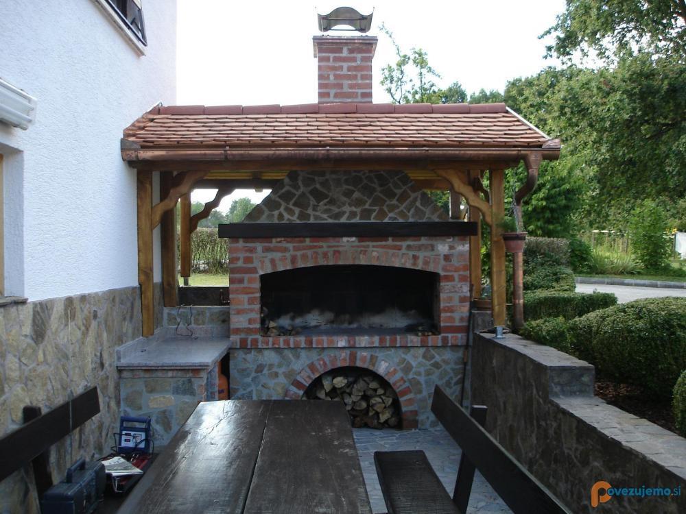 Pečarstvo in kamnoseštvo Petaci - Žari in letne kuhinje