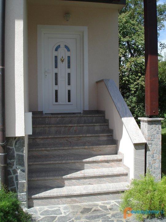 Pečarstvo in kamnoseštvo Petaci - Obloge in stopnišča iz granita
