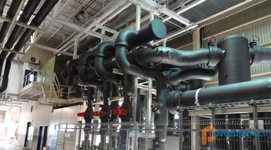 Steber d.o.o., proizvodnja in montaža jeklenih konstrukcij