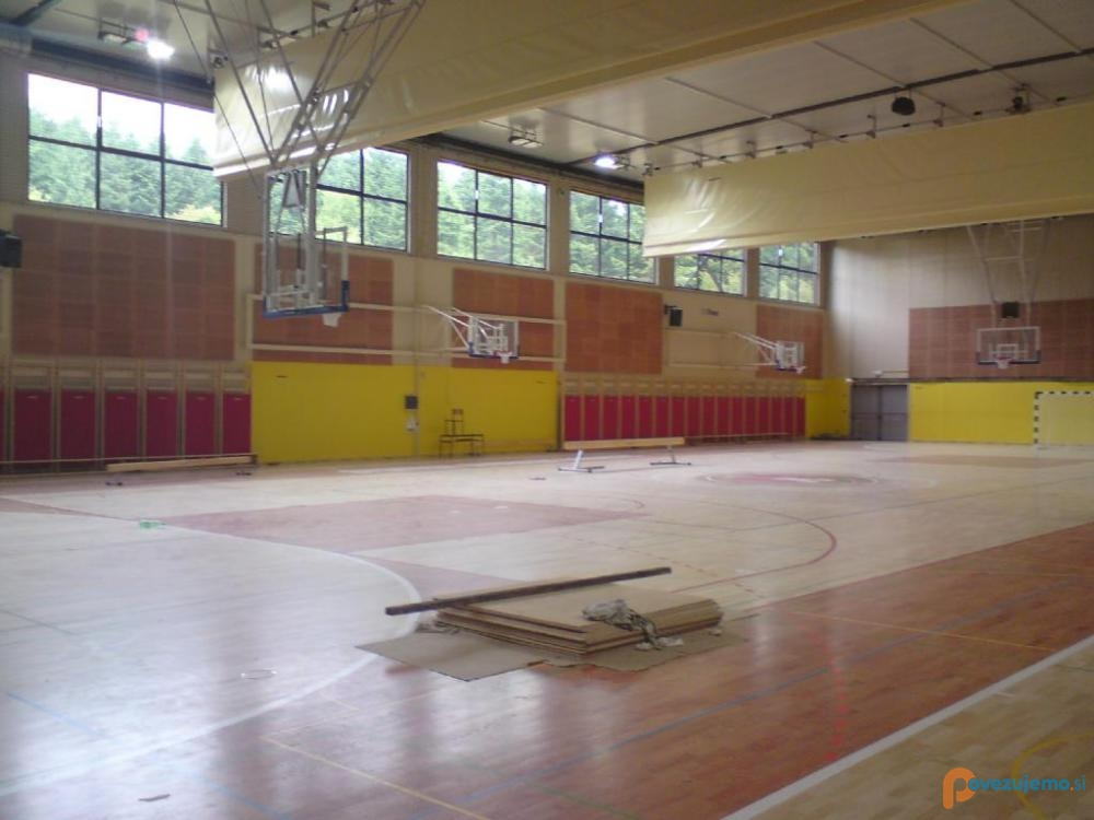 Rogatec Sports hall