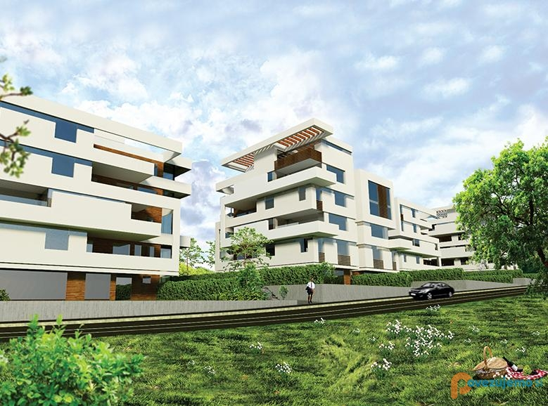 Residential villas Prishtine G 19 West