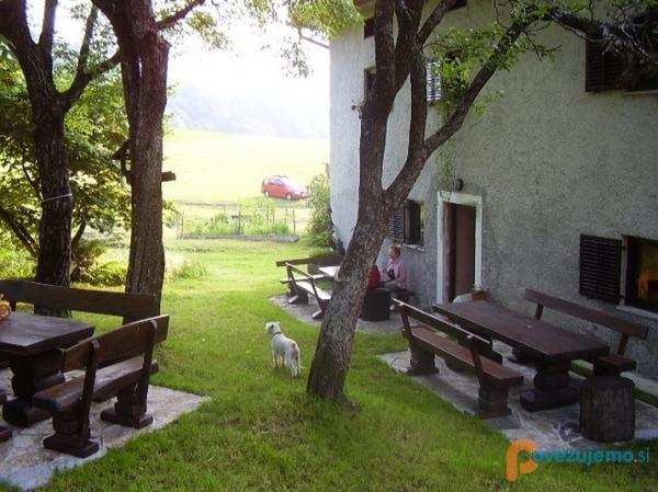 Počitniško stanovanje Pr'Gujlu, slika 11