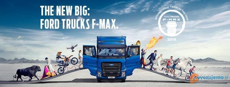 KAM i BUS Importer d.o.o., prodaja in servis tovornih vozil