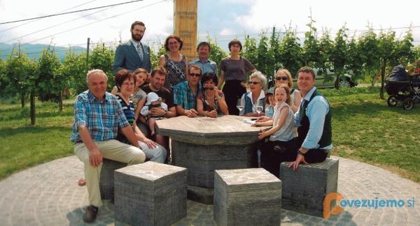 Vino in Turizem Dreisiebner