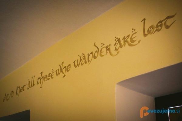 Soba pobega TheGame - Bled