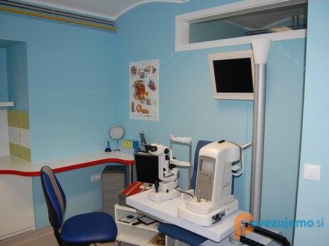 Optika in očesna ordinacija Jelovčan