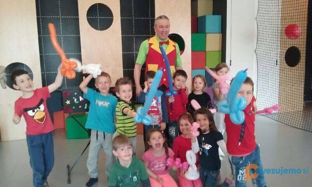 Hiška Šiška, rojstnodnevne zabave za otroke