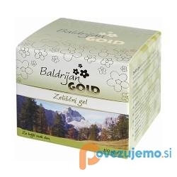 Baldrijan d.o.o., naravne zeliščne kreme, geli in prehranska dopolnila