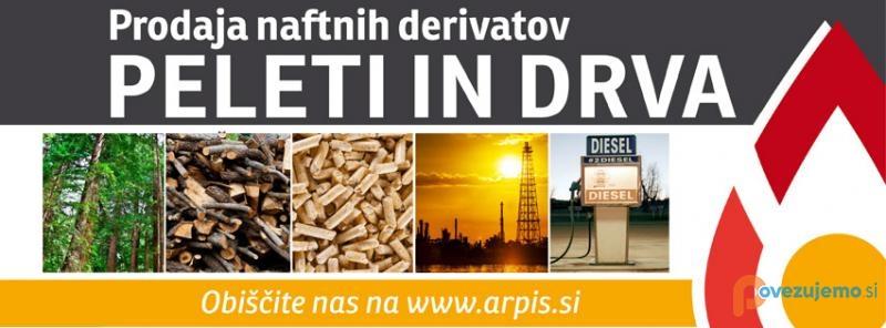 Naftni derivati in pelete, Arpi S